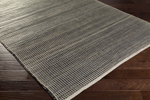 Surya Truck TRK-1000 Grey/Black/Ivory Closeout Area Rug