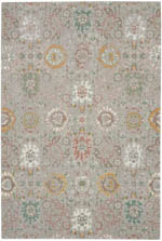 Nourison Twilight TWI13 GREY/MULTI Area Rug