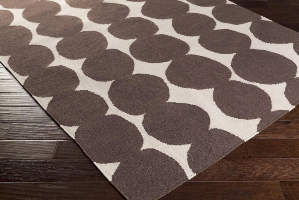 Surya Textila Txt 3012 Chocolate Beige Closeout Area Rug