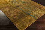 Surya Uncharted UND-2000 Gold/Mocha/Lime Closeout Area Rug - Spring 2015