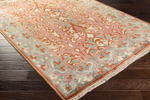 Surya Uncharted UND-2006 Carnation/Rust/Moss/Ivory Area Rug