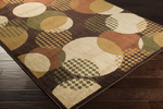 Surya Ventura VNT-7004 Beige/Gold/Olive Closeout Area Rug - Fall 2014