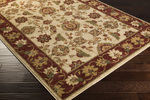 Surya Ventura VNT-7009 Gold/Rust/Olive Closeout Area Rug - Fall 2014