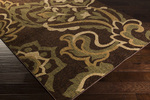 Surya Ventura VNT-7019 Mocha/Olive/Beige Closeout Area Rug - Fall 2014