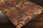 Surya Ventura VNT-7021 Mocha/Sienna/Taupe Closeout Area Rug - Fall 2014