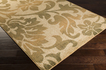 Surya Ventura VNT-7023 Beige/Olive/Mocha Closeout Area Rug - Fall 2014