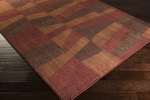 Surya Ventura VNT-7025 Sienna/Mocha/Taupe Closeout Area Rug - Fall 2014