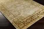 Surya Vintage VTG-5235 Light Grey/Olive/Salmon Closeout Area Rug - Fall 2015
