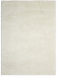 Kathy Ireland Home Yummy Shag YUM01 White Area Rug