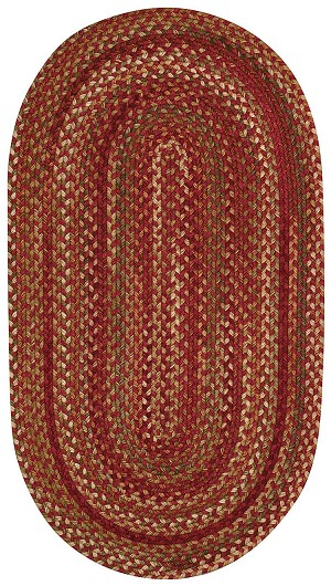 Capel Homecoming 0048-500 Rosewood Red Area Rug