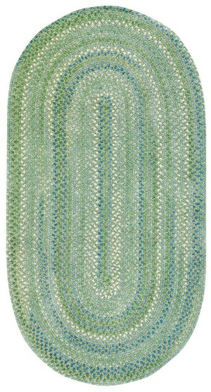 Capel Sailor Boy 0470-200 Sea Monster Green Area Rug