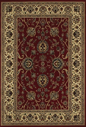 Oriental Weavers Ariana 130/8 Red Area Rug