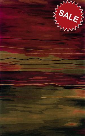 Oriental Weavers Andy Warhol Factory HM 14114 Twilight