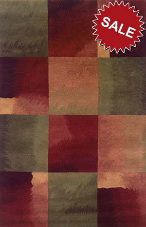 Oriental Weavers Andy Warhol Factory Hm 14133 Shadow Bo Multi Closeout Area Rug