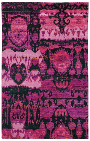 Capel Carousel 1688-550 Juggler Cotton Candy Closeout Area Rug