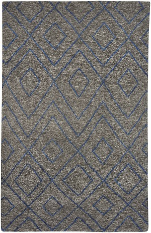 Capel Kasbah 1912-300 Jewel Graphite Area Rug