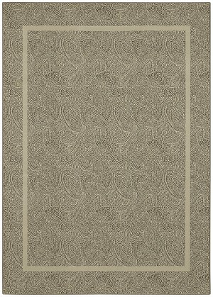 Shaw Living Woven Expressions Platinum Arabella 07701 Dove Closeout Area Rug - 2014