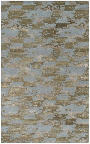 Rug Market Beyond Texture 44474 Stockholm Grey Greyish Blue Green Area