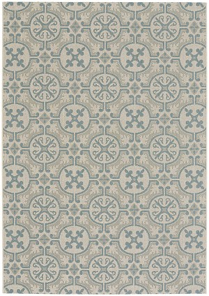 Capel Finesse 4737-420 Tile Spa Area Rug