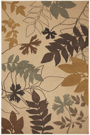 American Rug Craftsmen Madison 58300-58034 Hidden Escape Beige Closeout Area Rug