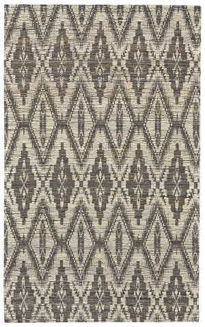 Feizy Lilliana 0768F SILVER/GRAY Closeout Area Rug