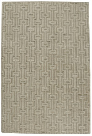 Capel Gallery 9407-610 Circuit Putty Area Rug
