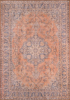 Momeni Afshar AFS-11 Copper Area Rug