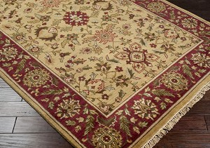 Surya Babylon BL-1902 Gold Closeout Area Rug - Spring 2013