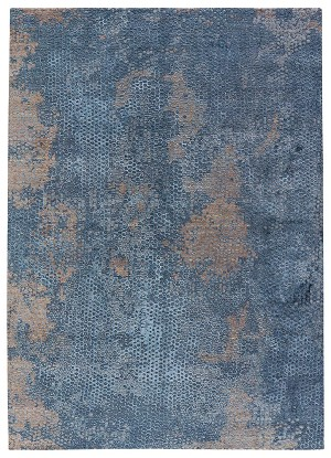 Jaipur Chaos Theory CKV26 Naga China Blue & Dark Slate Area Rug