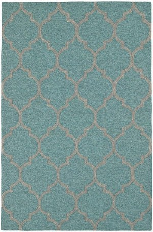 Dalyn Cabana CN12 Robins Egg Closeout Area Rug - Winter 2019