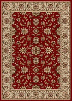 Radici USA Como 1592 Red Area Rug