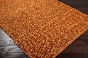Surya Continental COT-1934 Orange Closeout Area Rug - Fall 2015