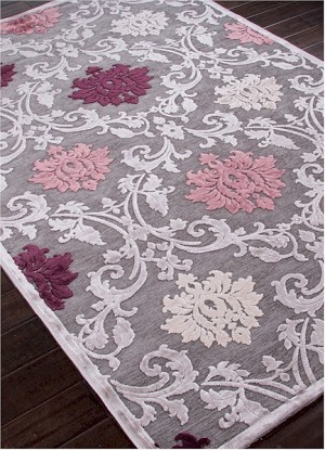 Jaipur Fables FB26 Glamourous Wild Dove & Wind Chime Closeout Area Rug