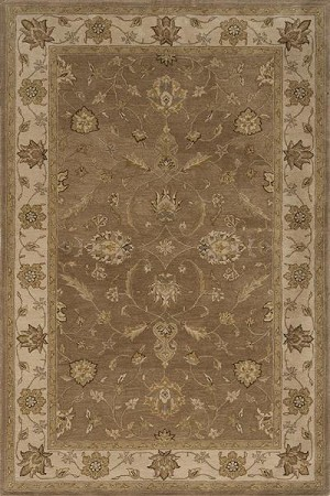 Momeni Imperial Court IC-04 Light Brown Closeout Area Rug