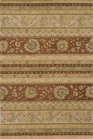 Momeni Imperial Court IC-09 Earth Closeout Area Rug