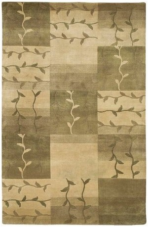 Surya Mugal IN-8083 Celery Closeout Area Rug