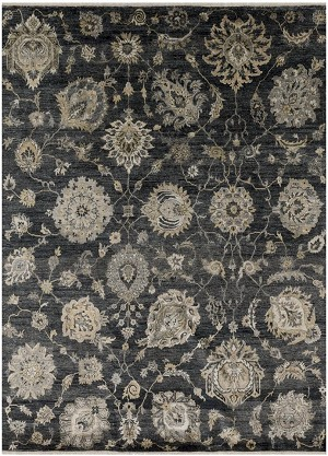 Loloi Kensington Kg 07 Charcoal Area Rug Rugs A Bound