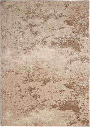 Kathy Ireland Home Illusion KI243 BEIGE Closeout Area Rug