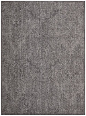 Joseph Abboud Majestic MAJ01 PEWTR Pewter Closeout Area Rug