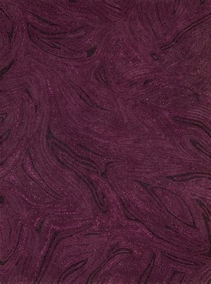 Joseph Abboud Modelo MDL06 MULBE Mulberry Closeout Area Rug