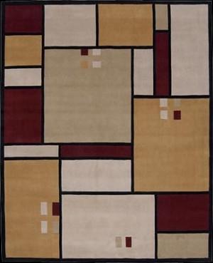 Nourison Dimensions Nd08 Mtc Multi Closeout Area Rug
