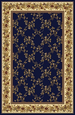 Radici USA Noble 1427 Navy Area Rug
