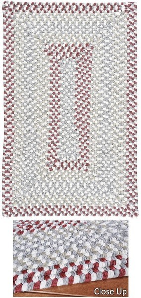 Surya Country Living Summer Braids SMR-6504 Rust/Tan Closeout Area Rug - Spring 2012