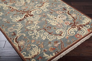 Surya Sonoma SNM-8989 Blue Closeout Area Rug - Fall 2012