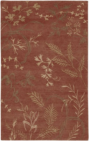 Surya Sonora SON-1041 Rust Closeout Area Rug - Fall 2012