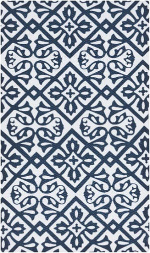 Surya Cape Cod CCD-1007 Navy Closeout Area Rug