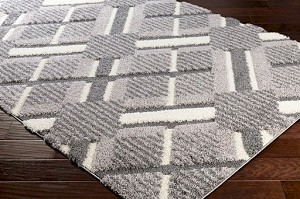 Surya Cut & Loop Shag CLG-2310 Area Rug