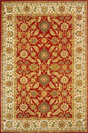 Momeni Mahal MC-15 Red Closeout Area Rug