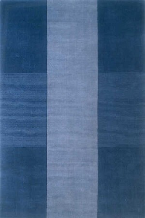 Momeni Metro MT-07 Light Blue Closeout Area Rug