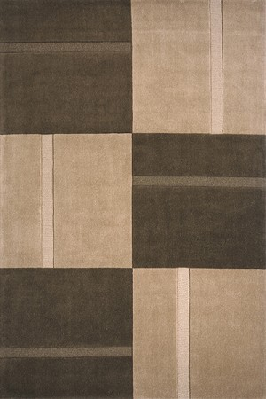 Momeni Metro MT-18 Brown Closeout Area Rug